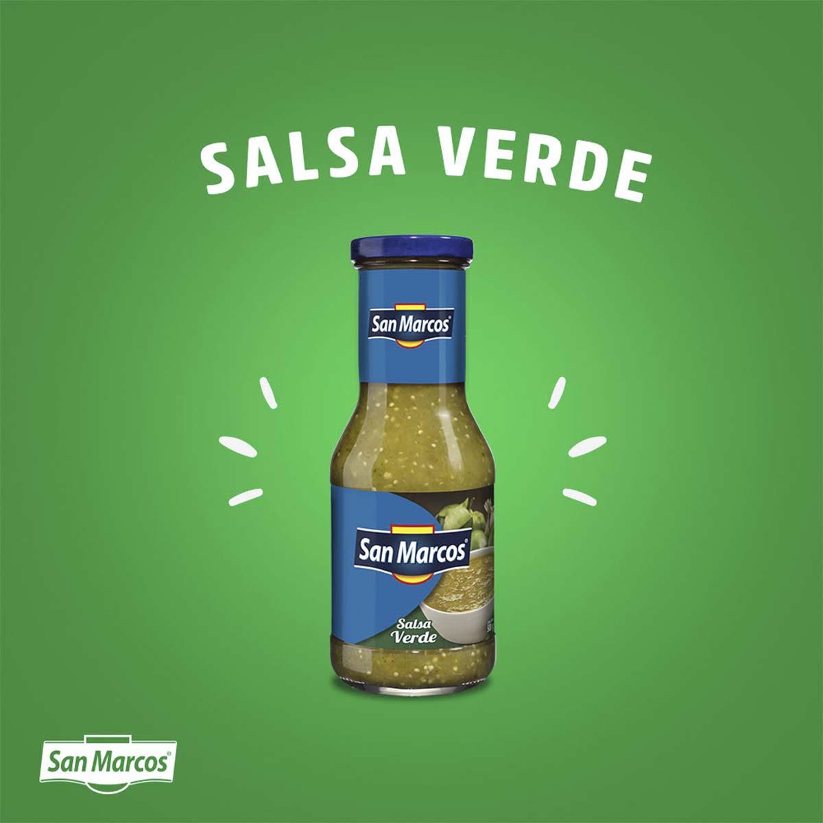 salsa verde photo